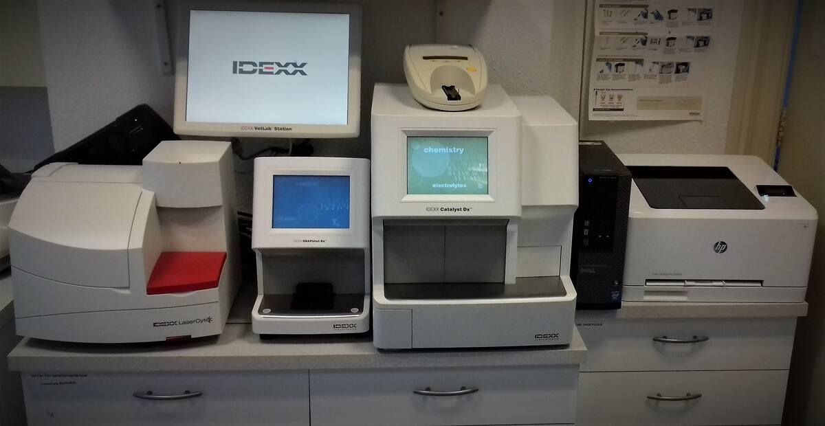Idexx Laboratorium